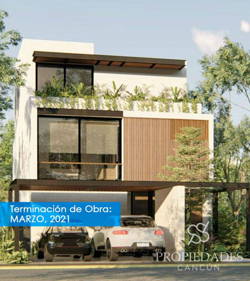 Casa en pre-venta en Residencial Aqua, C...