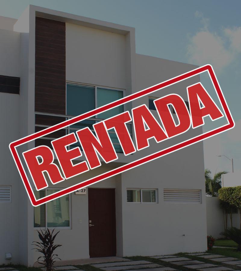 rentada casa residencial long island cancun duneli27