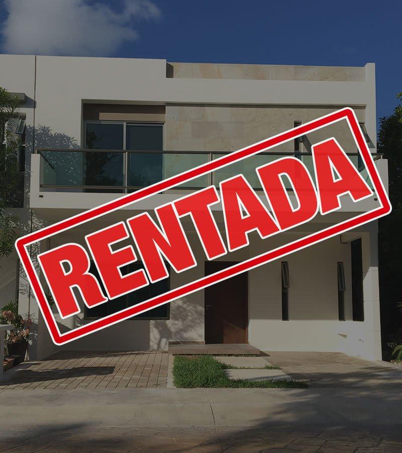 recamara1 casa residencial arbolada cancun lized12