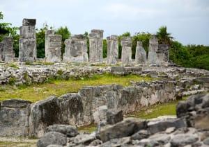 Ruinas el Rey Cancún