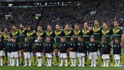 Kangaroos clip Kiwi wings to become Champions of the World
