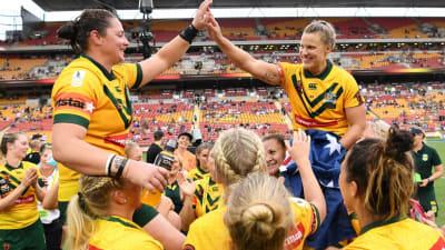 MATCH REPORT: AUSTRALIA V NEW ZEALAND