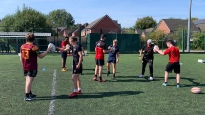 RLWC2021 team up with RFL and Sport England to deliver Community Volunteer Project