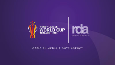 RDA appointed for international media distribution rights to RLWC2021