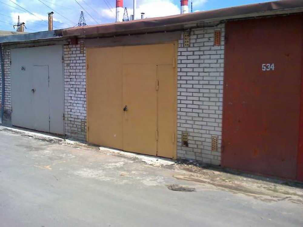 Как происходит признание права собственности на гараж
