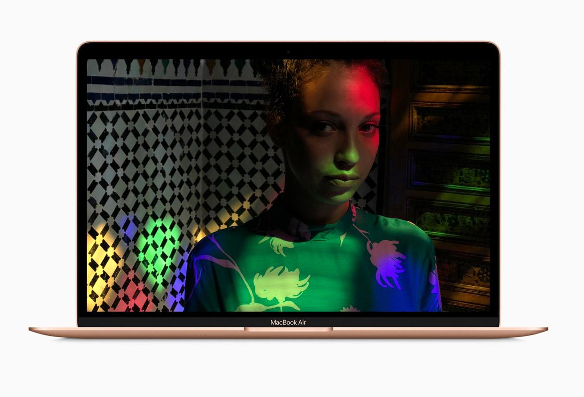 All New MacBook Air 2018
