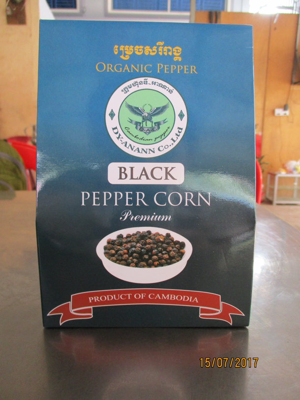 ORGANIC & PREMIUM PEPPER PACK
