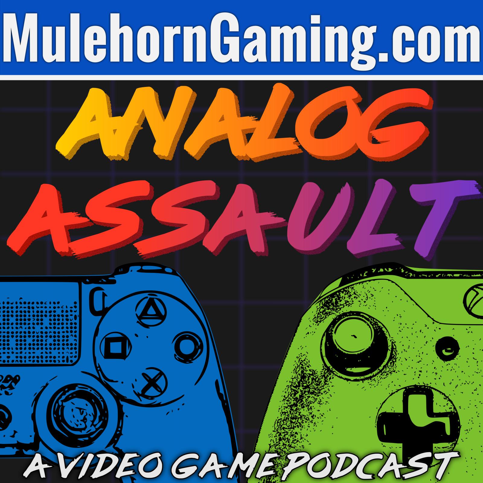 Analog Assault Podcast