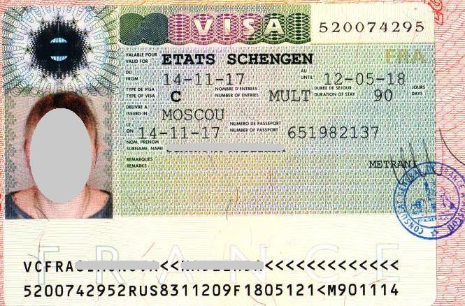 Суть консульского сбора на визу во Францию
