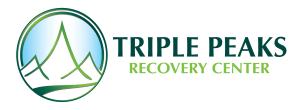 Triple Peaks Recovery Logo