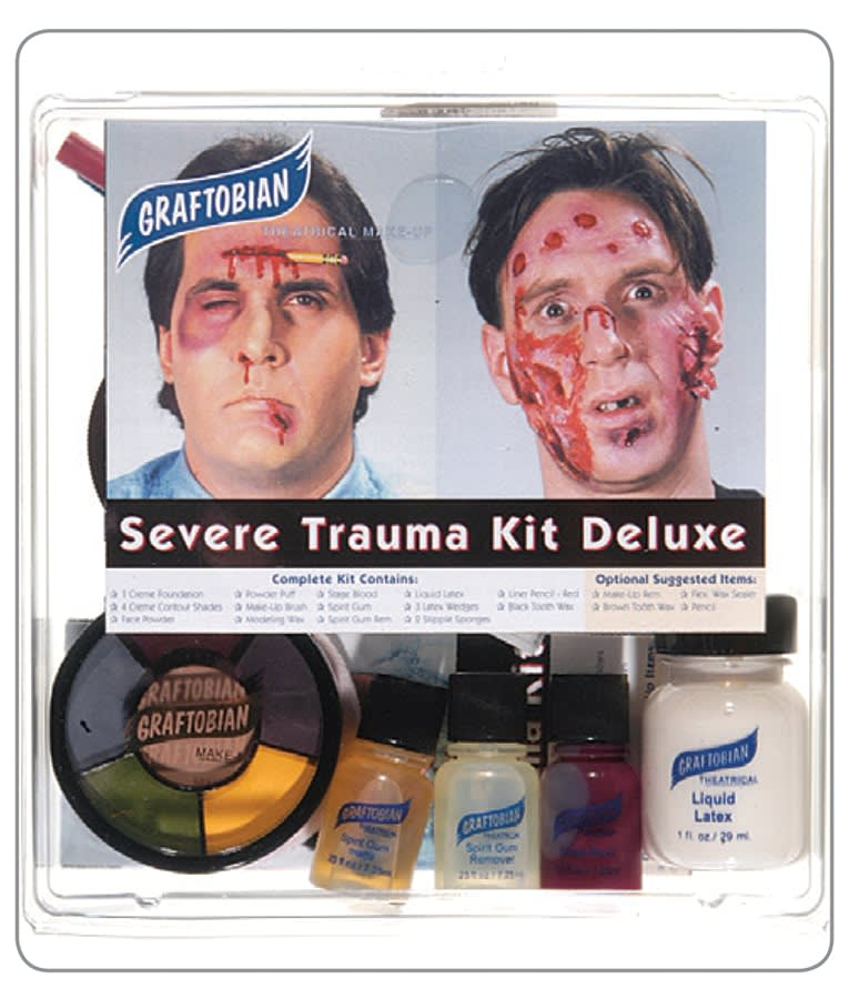 Deluxe Severe Trauma Kit