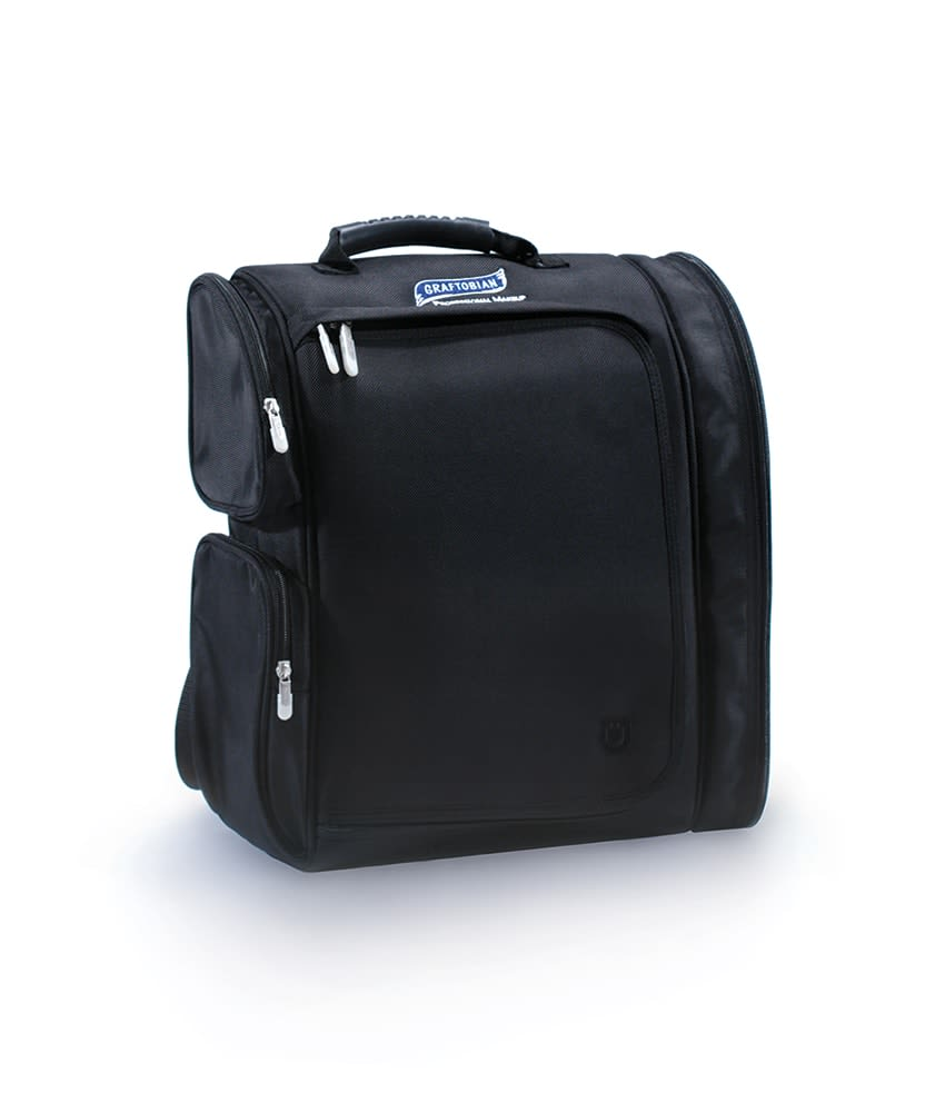 Graftobian Pro Backpack Case by Zuca