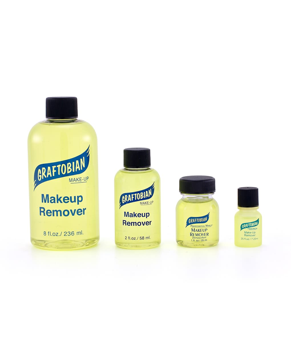 Theatrical Makeup Remover
