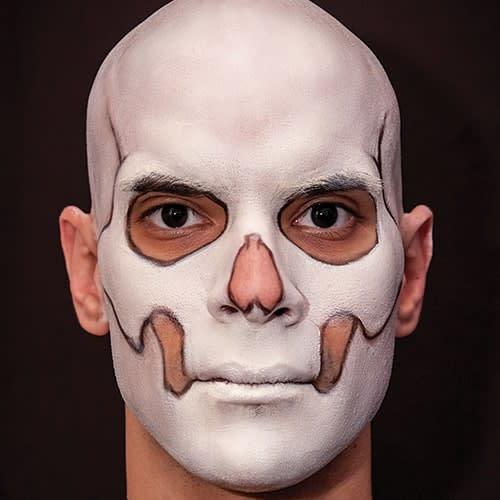 Skull step 2