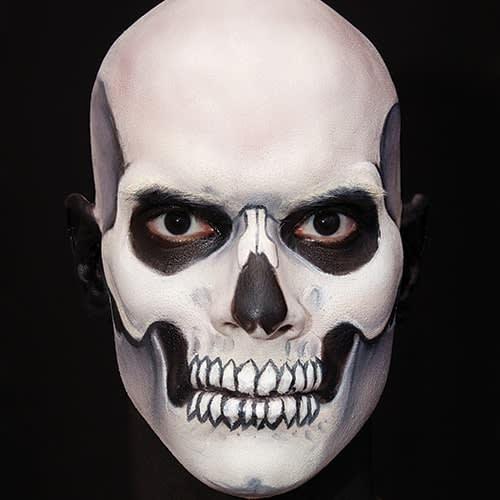 Skull step 5