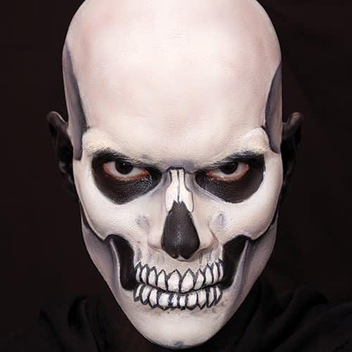 Skull step 6 (costume)