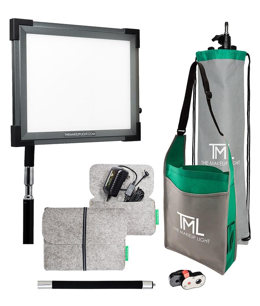 TML Key Light 2.0 Starter Kit with Stand - Graphite