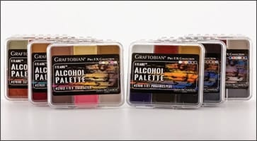 Alcohol Palettes