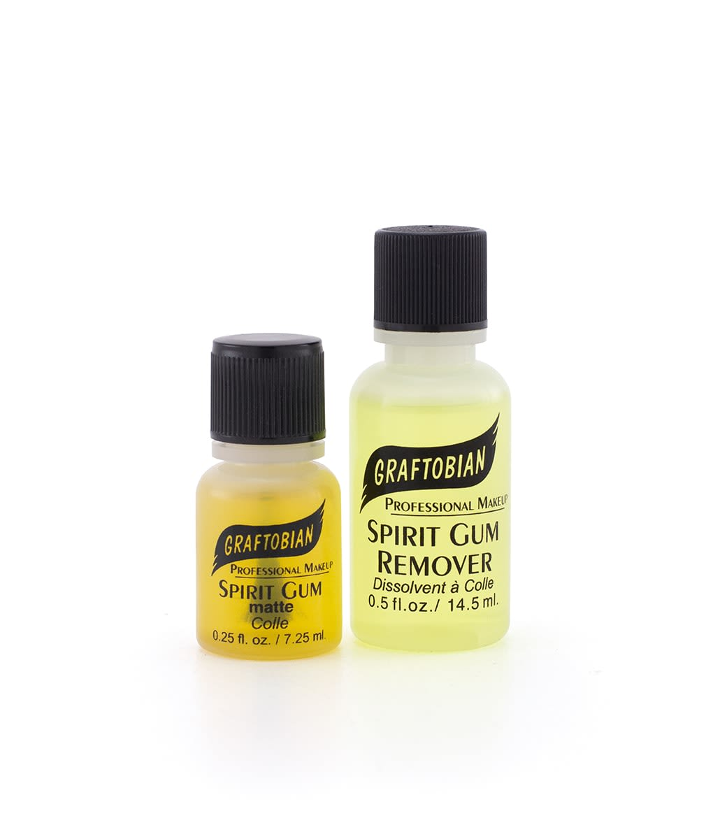 Spirit Gum and Remover Sets