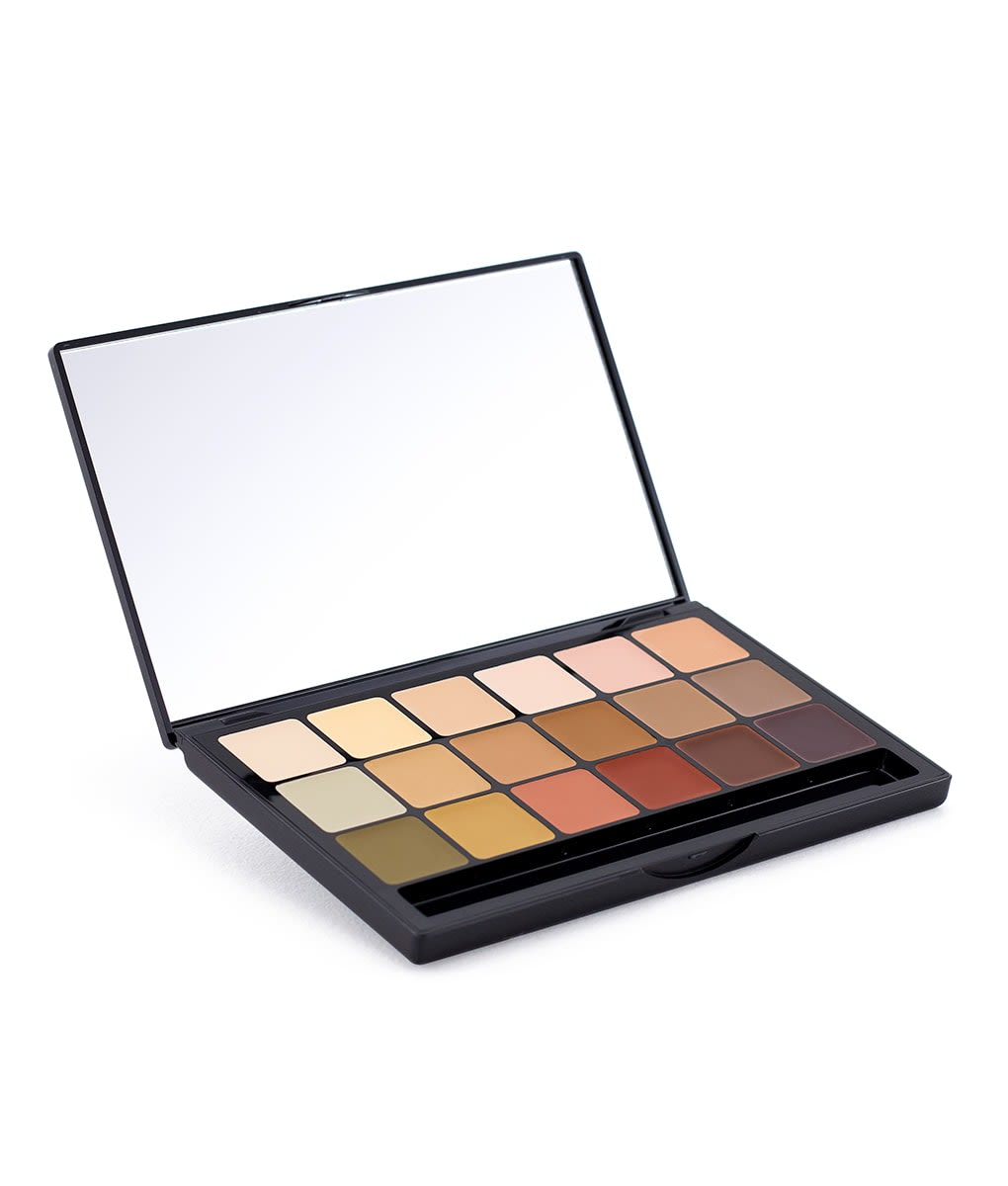 Glamour Crème™ Global Corrector, Ultra HD Foundation Super Palette