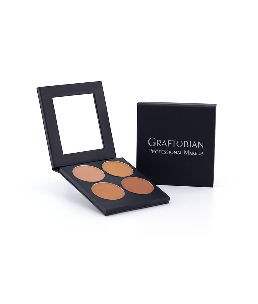 Ultra HD Matte Bronzer Palette