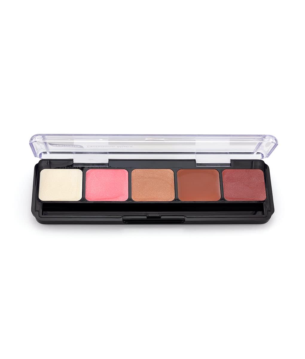 Lip Gloss Palette - Satin Gloss