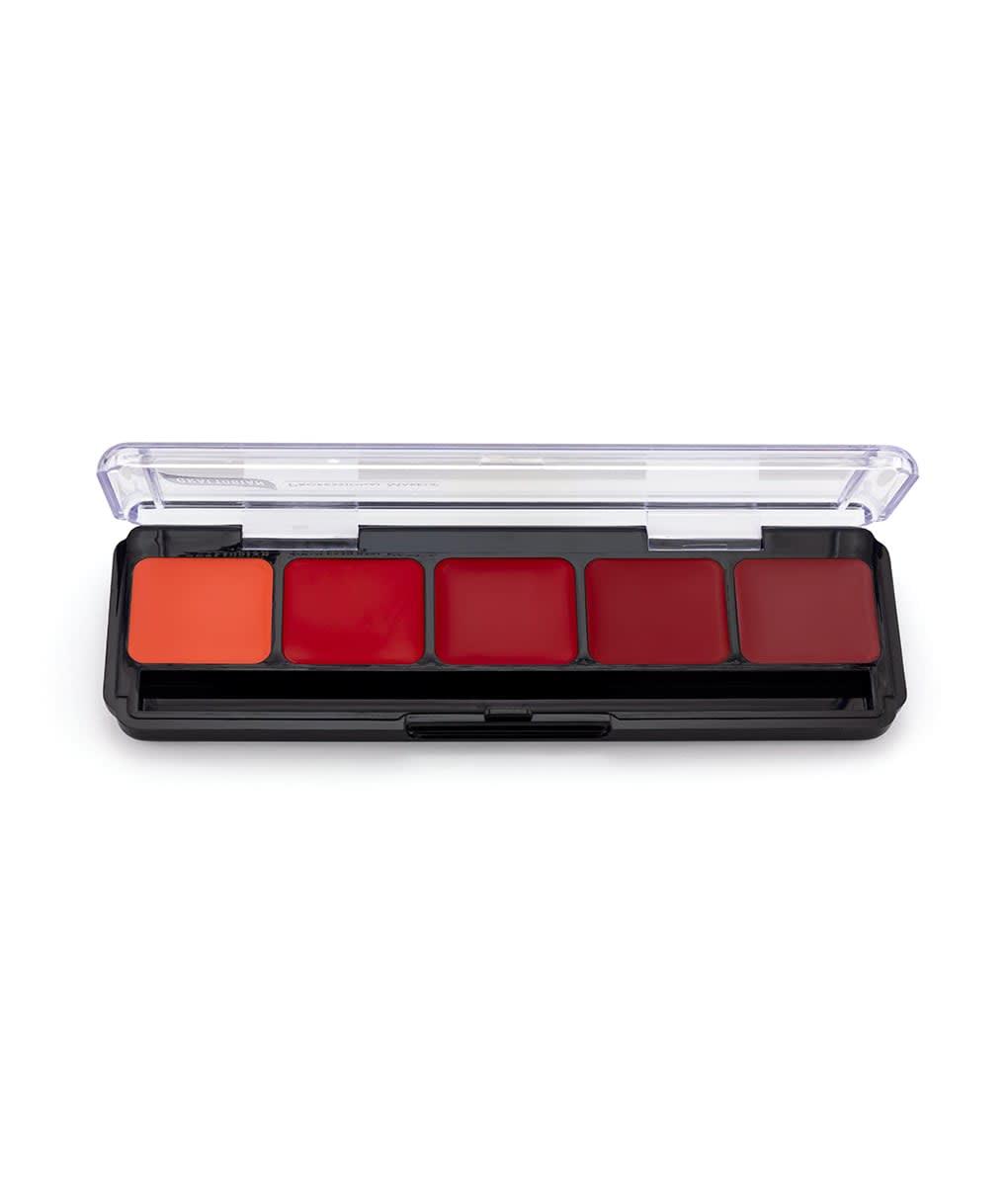 Pro Lip Color Palettes