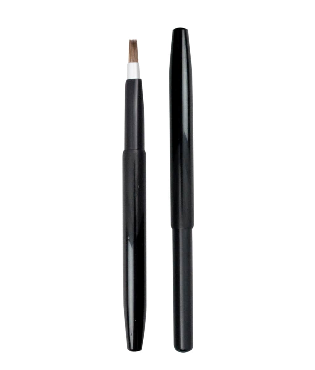 Retractable Lip Brush
