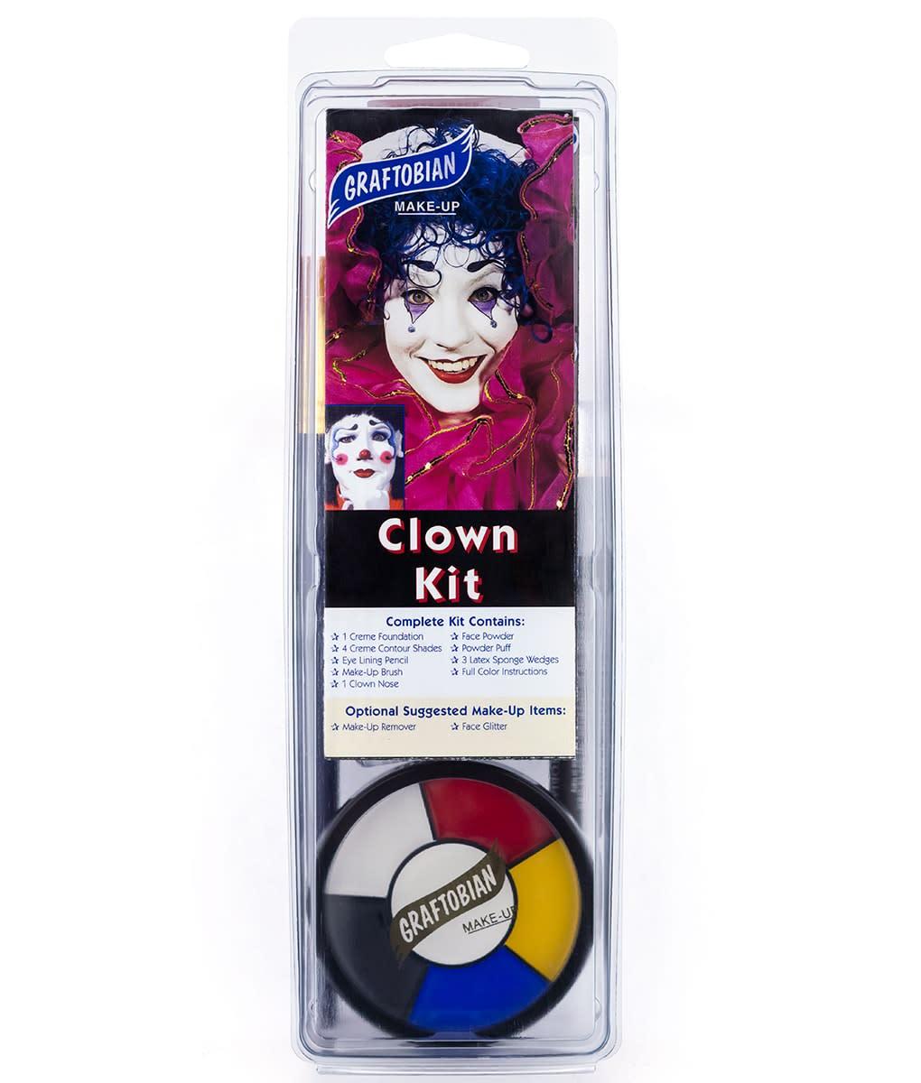 Clown Makeup Kit Graftobian Make Up