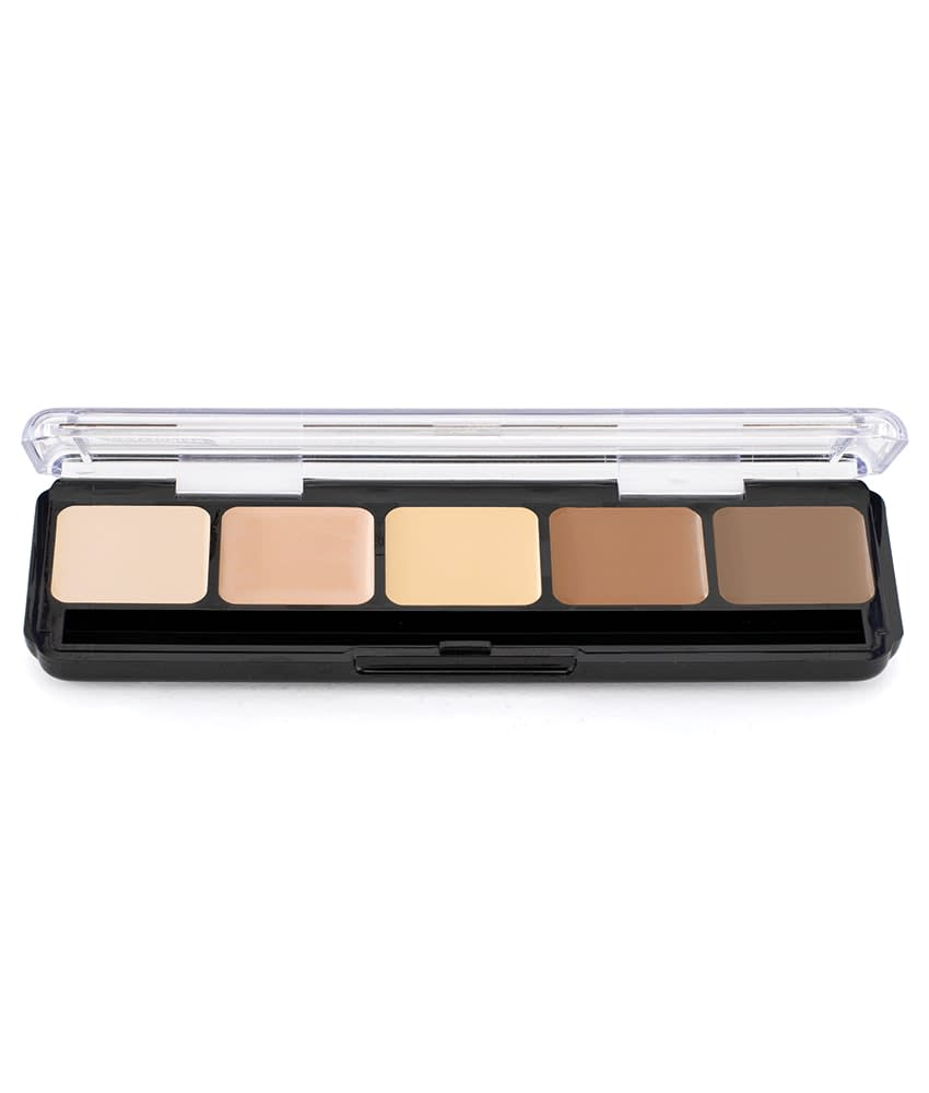 Glamour Crème™ Highlight and Contour, Ultra HD Foundation Palettes