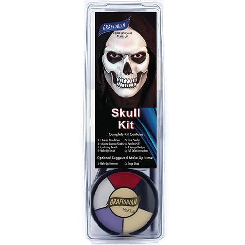 Skull Kit-square tile