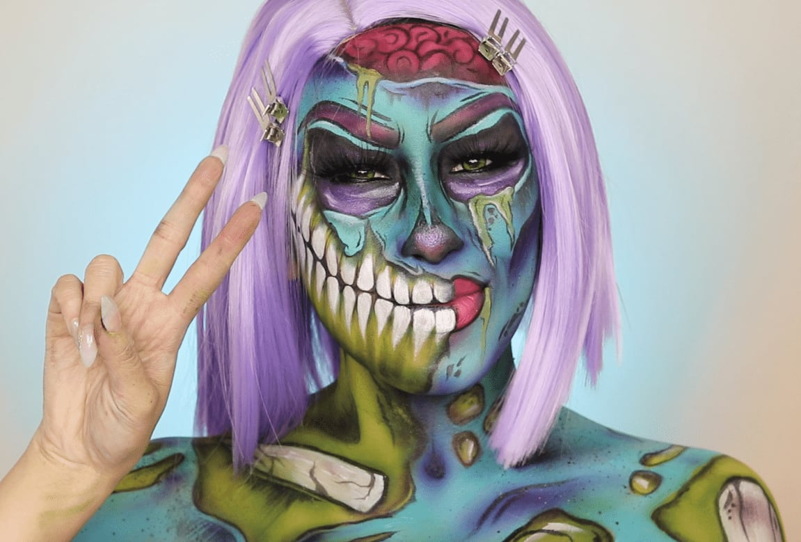 gnathue final zombie look