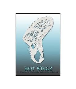 Hot Wingz Stencils™