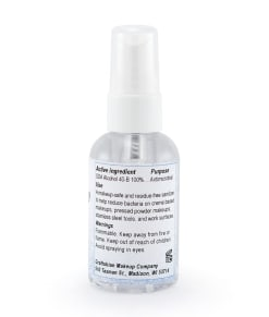 Makeup Sanitizing Spray, 2 oz.