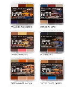 F/X Aire™ Alcohol Palettes