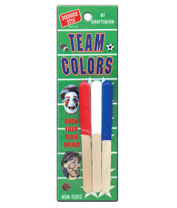 Team Colors Kit-3 Mini Stix
