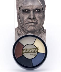 Mummy -- Creme Makeup Wheel with Instructions