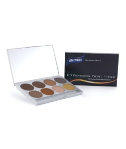 Ultra HD Brow Powder Palette