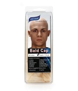 Plastic / Vinyl Hybrid Pro Bald Cap by MEL