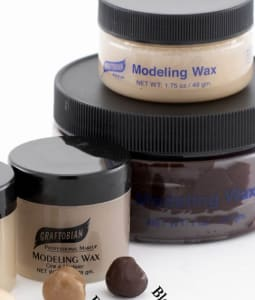 modeling wax all colors