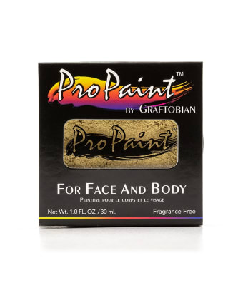 ProPaint™ Face and Body Paint - Metallic Colors