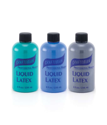 Liquid Latex - Colored - 8 oz.