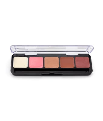 Lip Gloss Palette - Satin Gloss