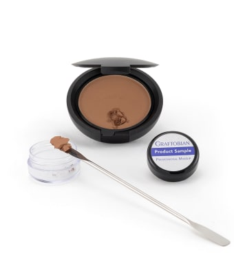 Face and Body Bronzer Samples