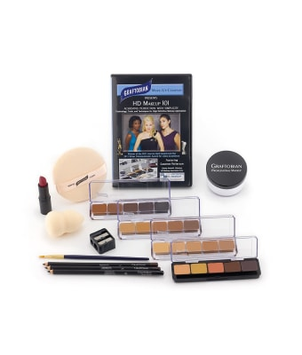 HD Pro Makeup Kit