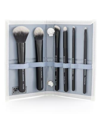 Vegan 6pc Brush Set
