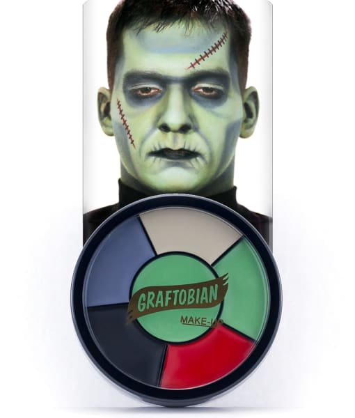 Monster -- Creme Makeup Wheel with Instructions