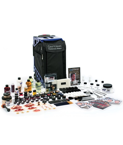 Deluxe Special Effects EMS Moulage Makeup Kit