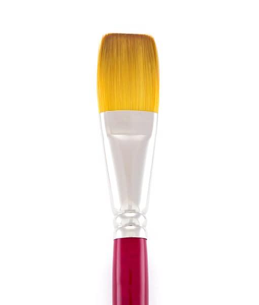 1'' Flat Brush