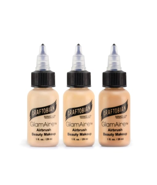 GlamAire™ Foundation, Ultra HD AirBrush Makeup